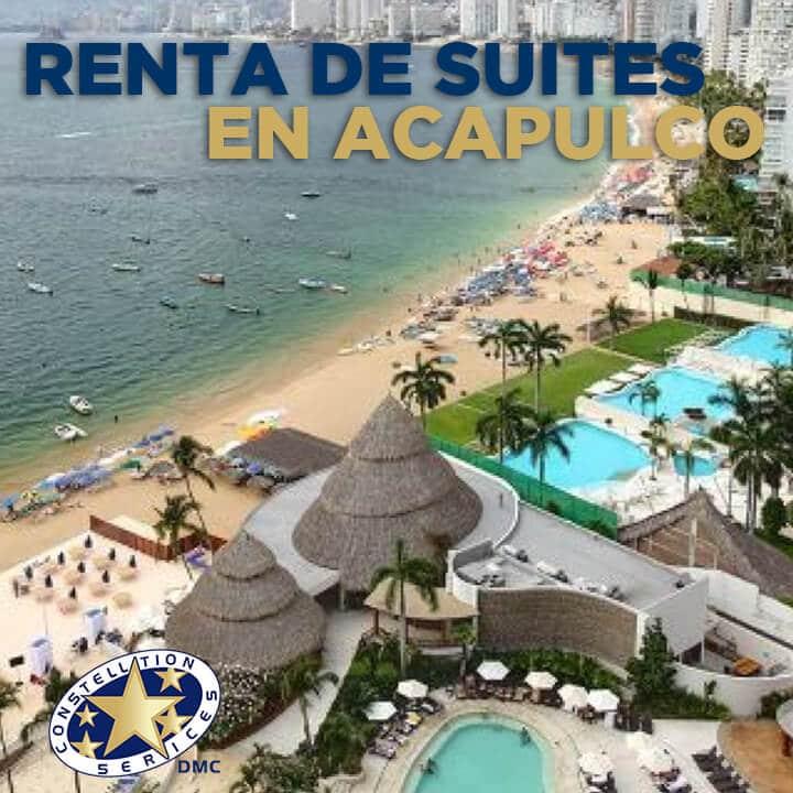 renta de suites en acapulco