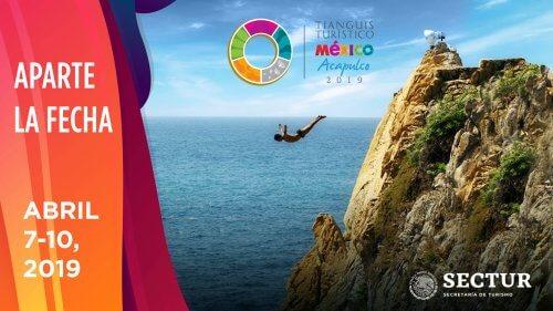 Tianguis turístico 2019 Acapulco