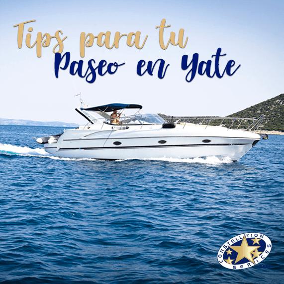 Tips tu paseo en Yate en Acapulco