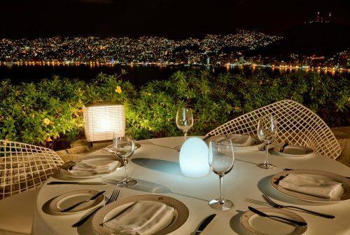Dónde cenar en Acapulco - Bella Vista Las Brisas Acapulco