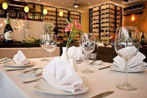 Dónde cenar en Acapulco - Carmenère Acapulco