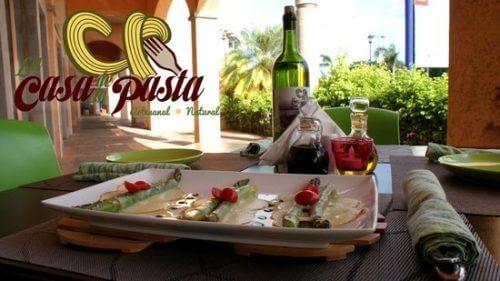 Dónde cenar en Acapulco - La Casa de la Pasta Acapulco
