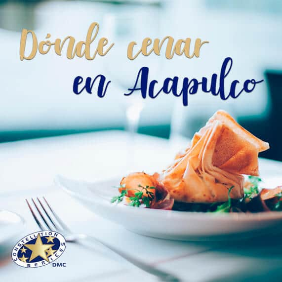 Restaurantes de Acapulco - Dónde comer en Acapulco