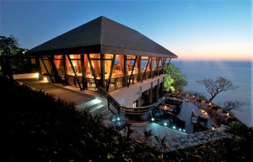 Restaurante Saffron - Hotel Banyan Tree Acapulco