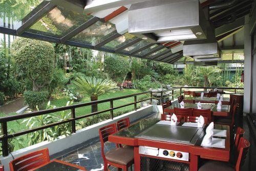 Dónde cenar en Acapulco - Suntory Acapulco