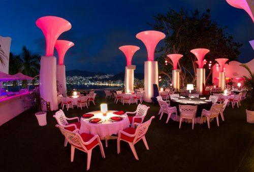 Dónde cenar en Acapulco - Tony's Asian Bistro Acapulco
