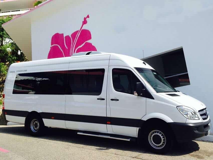 Transporte al Aeropuerto de Acapulco