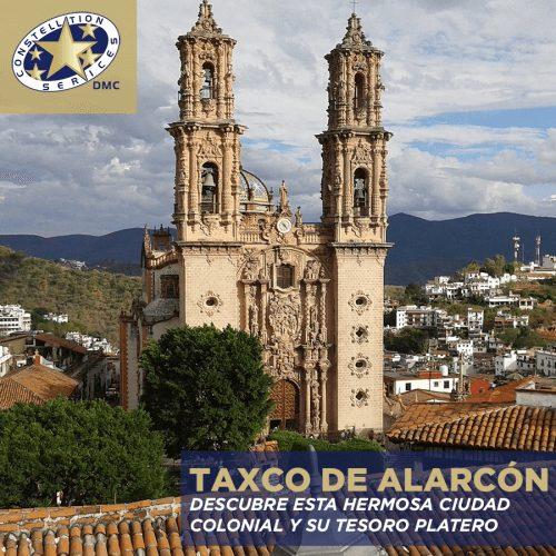 Viaje Corto a Taxco Constellation Services