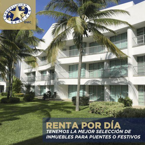 Mayan Lakes Acapulco Fase 2 - Renta de departamento por día en Acapulco