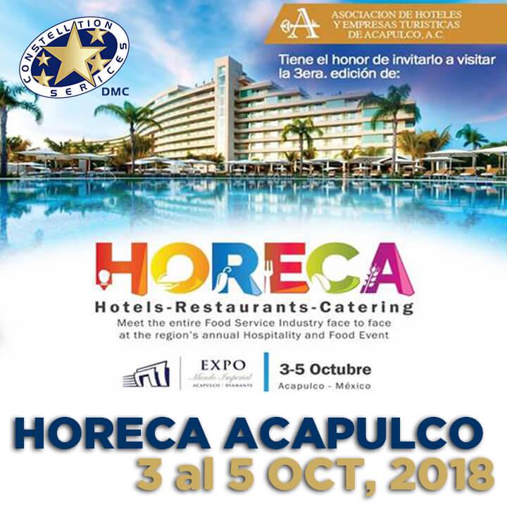 Portada HORECA Acapulco 2018