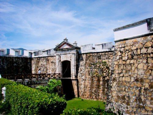 Fuerte de San Diego Acapulco