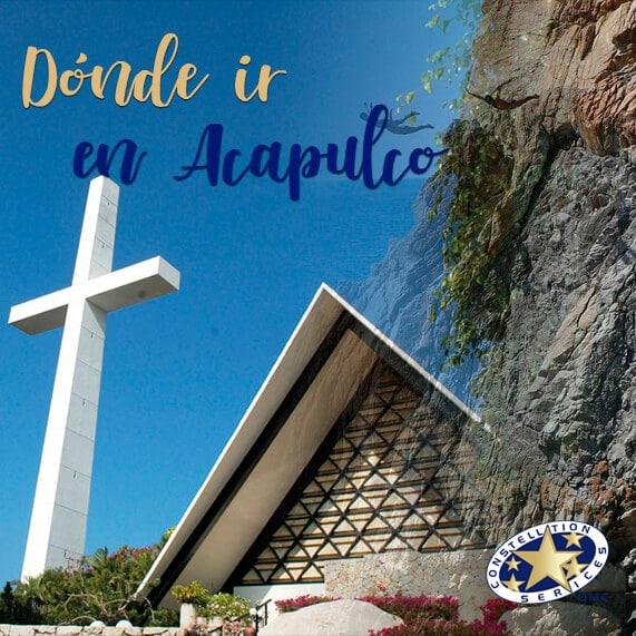 Portada Dónde ir en Acapulco SQUARE