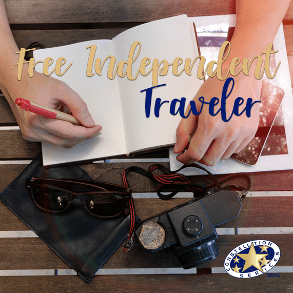 FIT - Free Independent Traveler