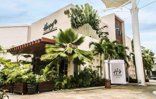 Dónde cenar en Acapulco - Harry's Acapulco