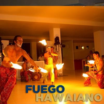 Fuego Hawaiano - Entretenimiento y Fiesta Temática
