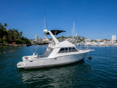 Renta de Yates en Acapulco - SeaRay 46
