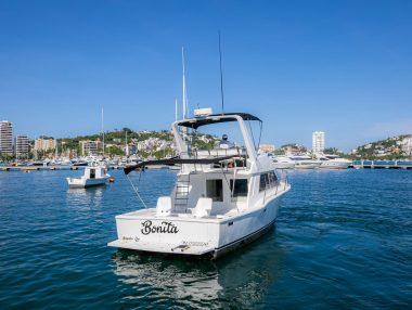Renta de Yates en Acapulco - SeaRay 46