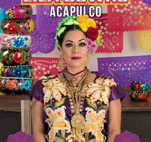 Lila Downs Acapulco Portada