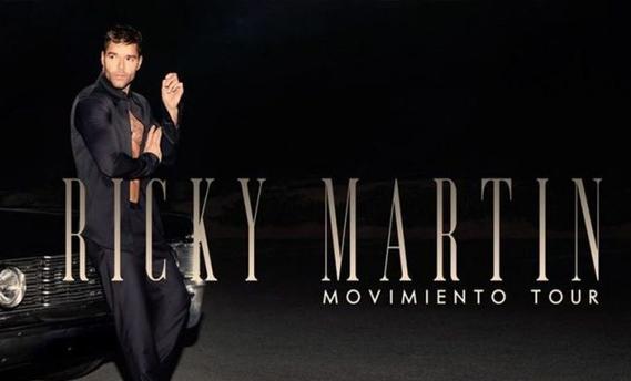 Ricky Martin Acapulco 2020